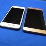 楽天モバイルのhonor6 PlusにauのiPhone5cからMNP 届いたのでファーストインプレッション